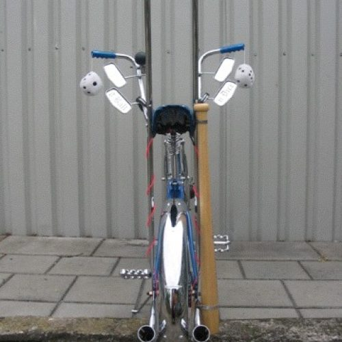 Chrome Fenders