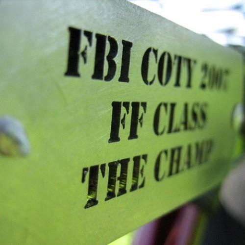 FBI 2007 1st Price Winner